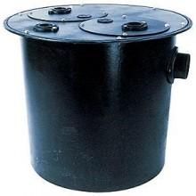 Sewage Pump Basins & Lids