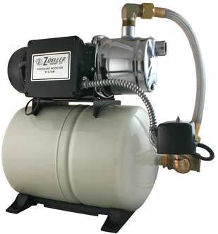 Booster Pumps