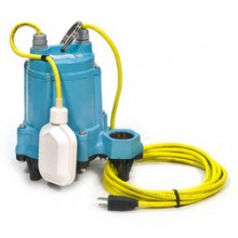 High Temp Effluent Pumps