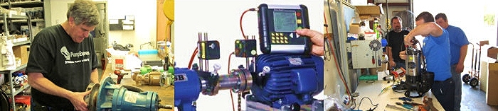 Pumps, Pump Repair Parts, Pump Services New Jersey and New York