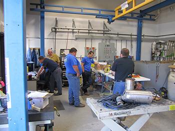 Electric Motor Repair Rebuild Pumps Repair Parts