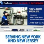 Pump Express Services Addresses Growing Need for Upgrades in Aging Pump Systems Across NY & NJ